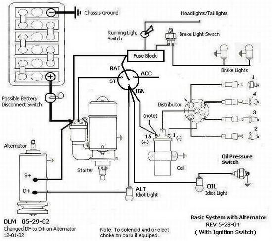 ledningsnet til generator  u00ab vwnettet