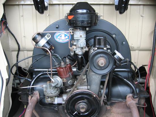 30 hk motor sælges solgt