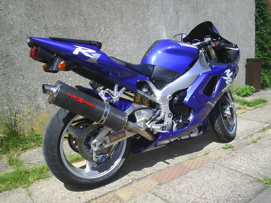 Yamaha R1 Turbo « VWnettet
