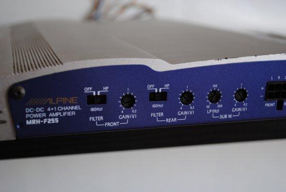 Alpine mrh-f255