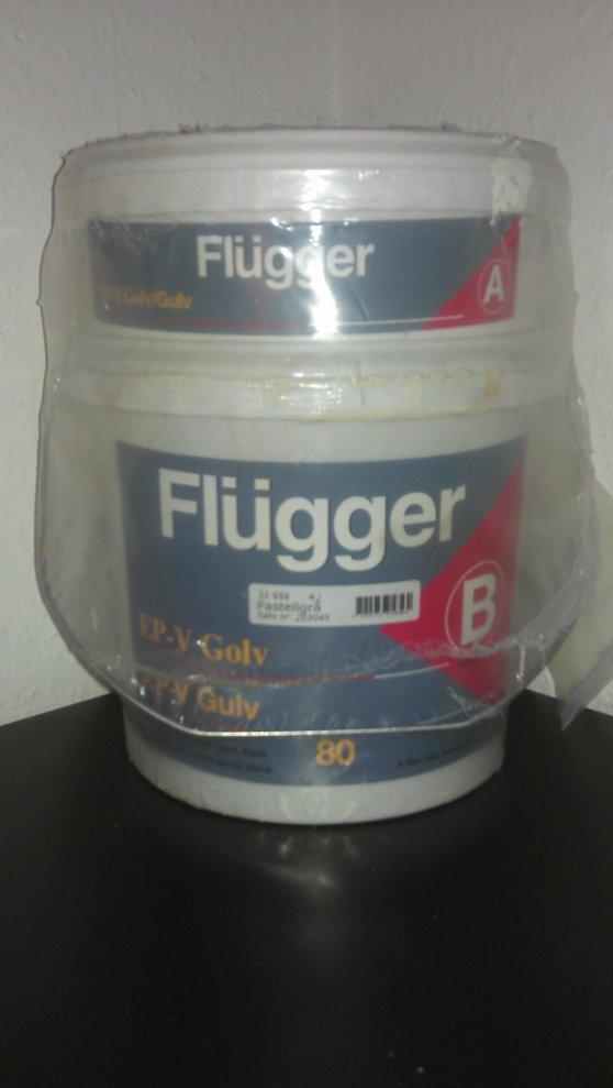 Epoxymaling flugger