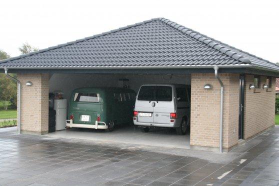 Garagebyggeri juhuu s g r det l s vwnettet for Garage pons muret